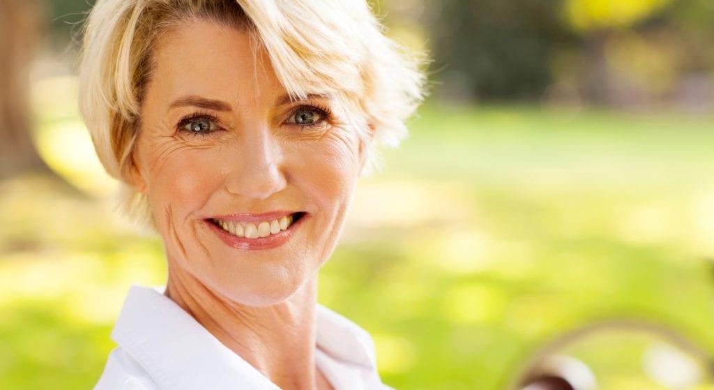 возрасте женщины фото