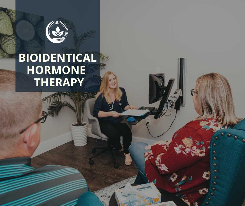 Integrative Medicine in Springfield Missouri - Integrative Consultations - Bioidentical Hormone Therapy
