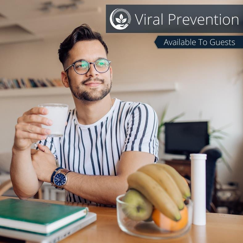 Viral Prevention UPDATED for Guests