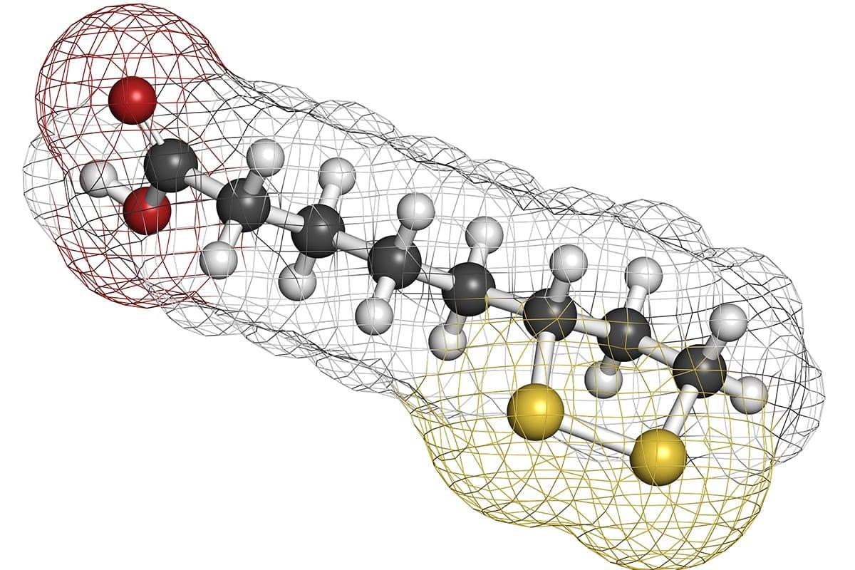 Alpha Lipoic Acid Molecule - IV For Chronic Illness in Springfield Missouri