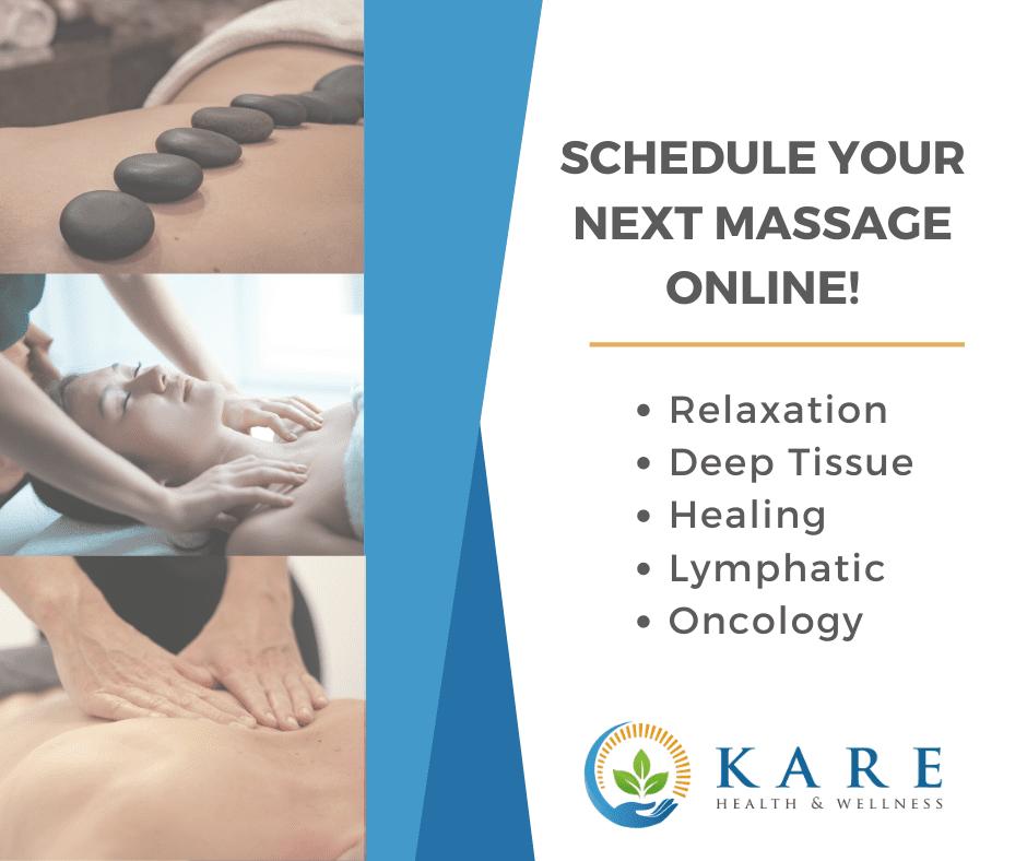 Scheduled Your Next Massage in Springfield Missouri Online
