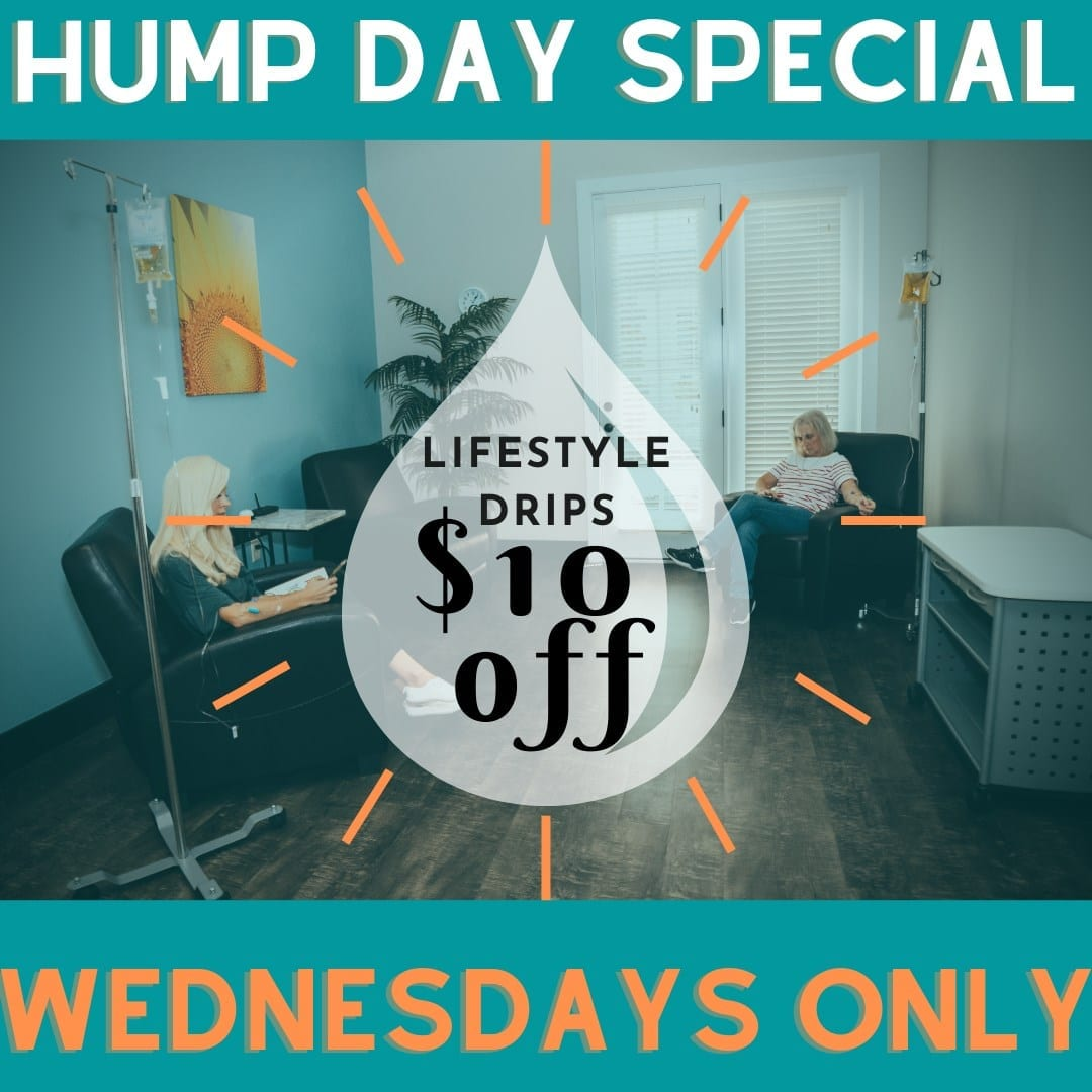 Wednesday Special on IV Therapy in Springfield Missouri