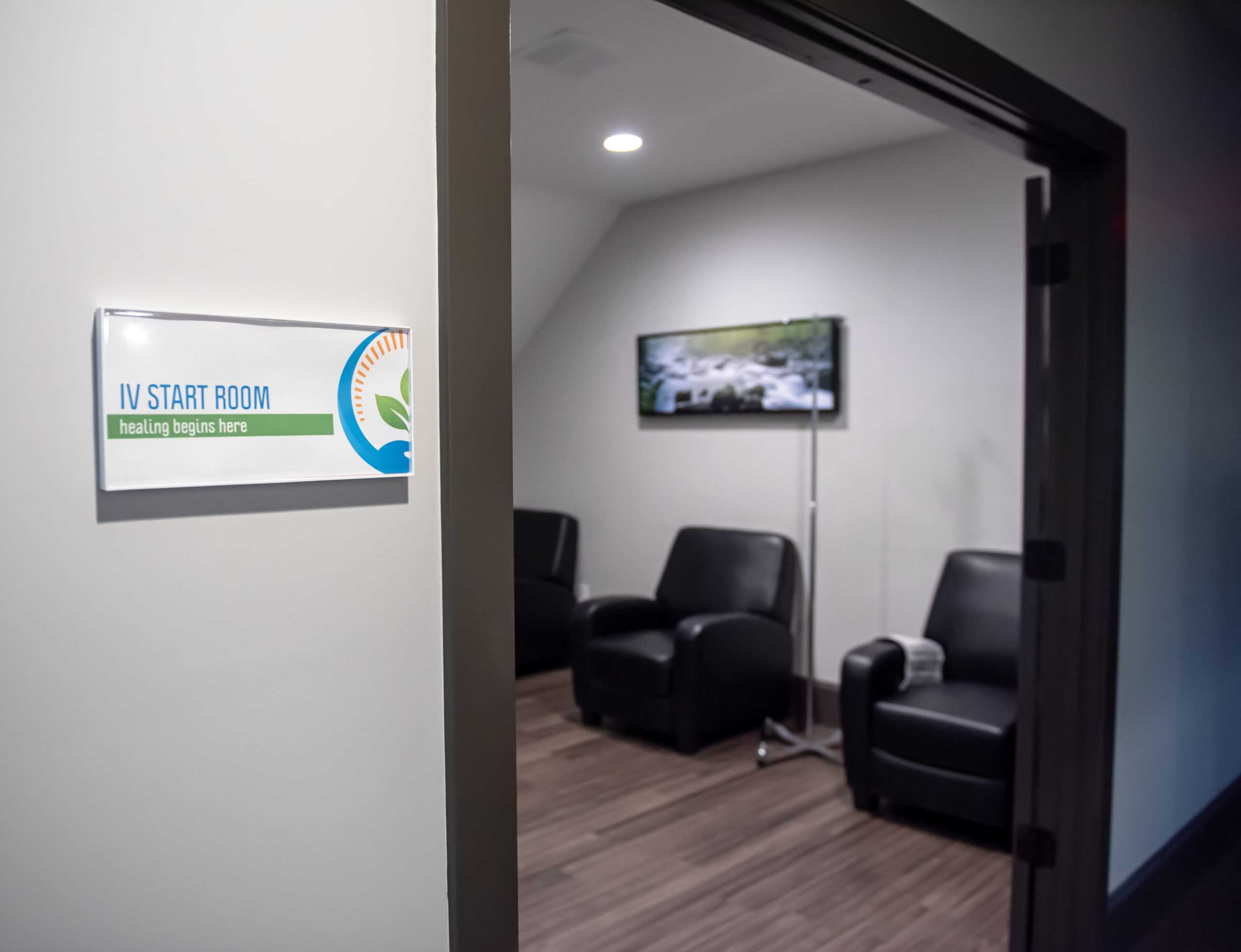IV Start Room - Lifestyle IV Drips - IV Therapy in Springfield Missouri