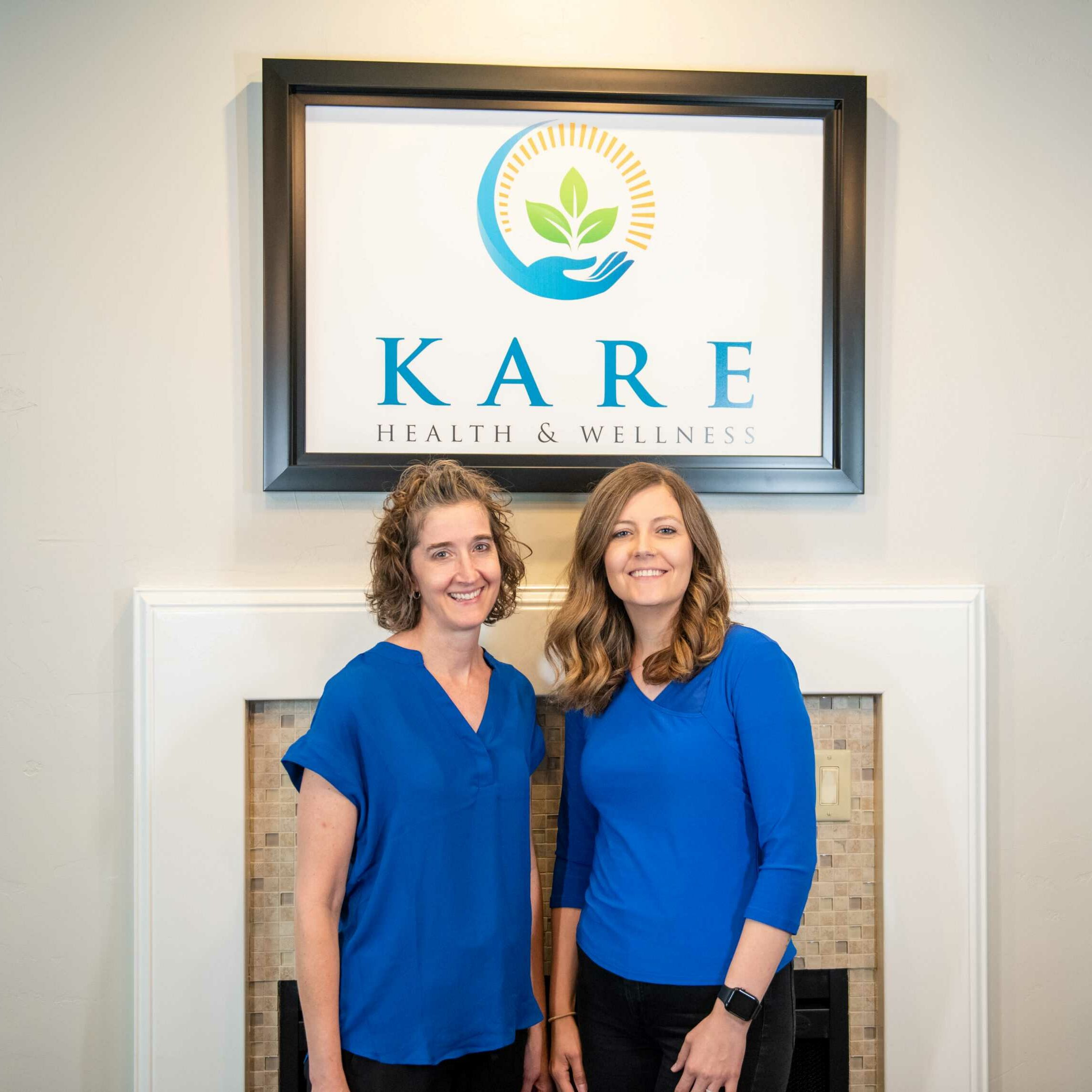 Become A Kare Patient Integrative Wellness in Springfield Missouri - Standing By Sign