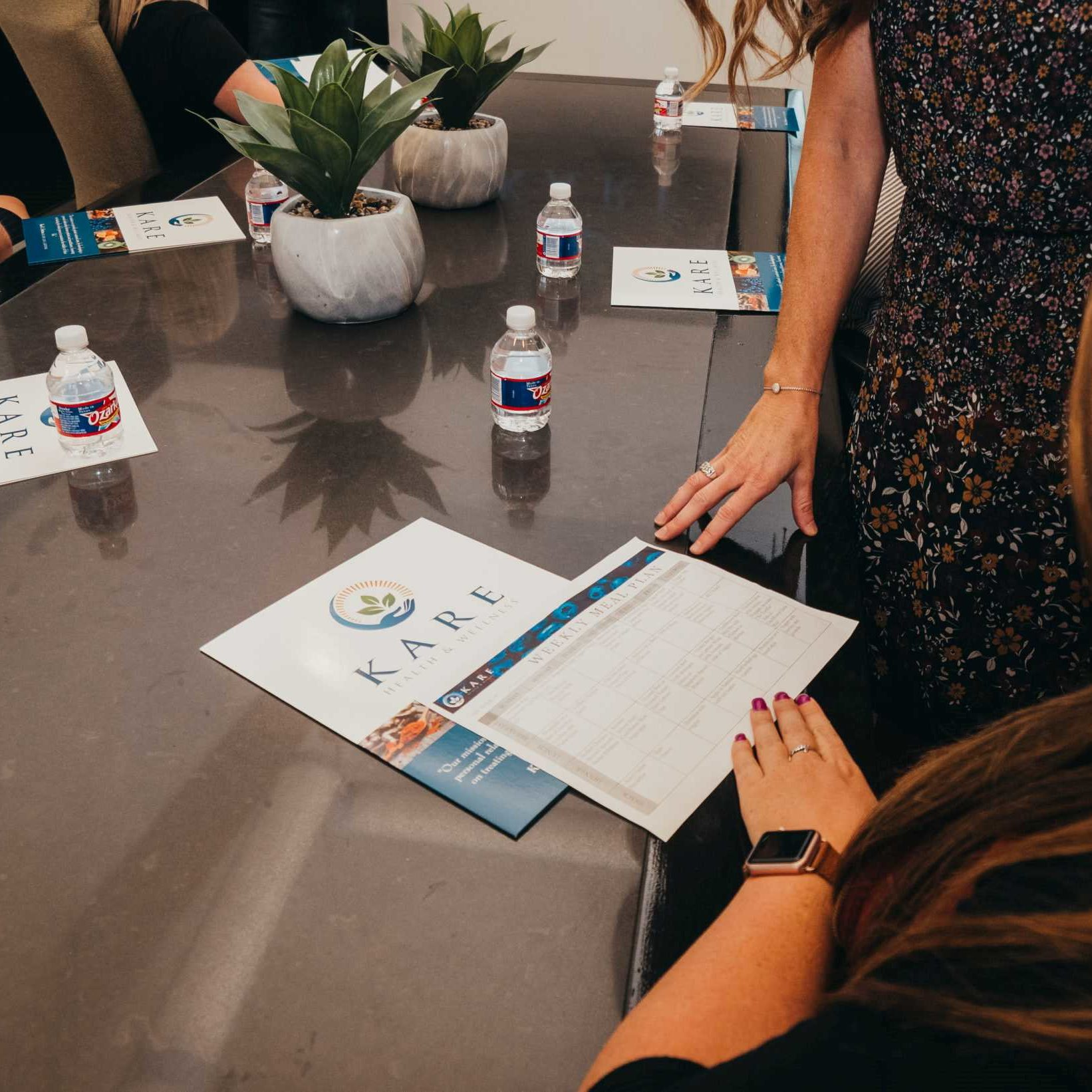 Group Medical Visits Improve Health and Wellness in Springfield Missouri - Handouts