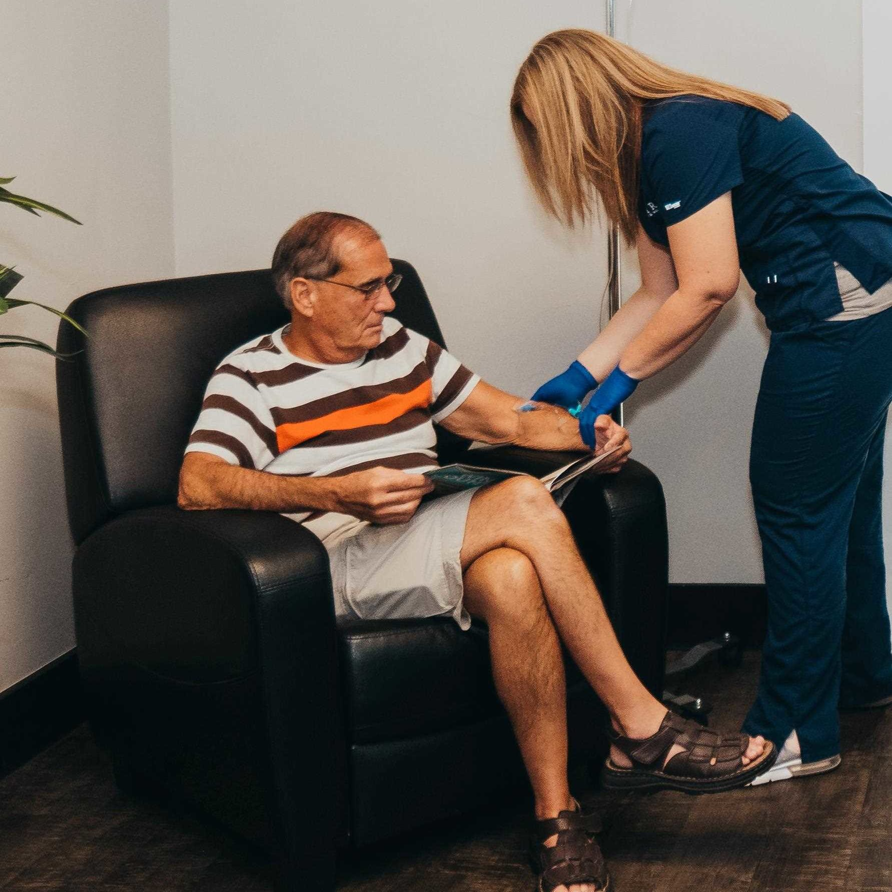 Poly MVA Patient Treatment - Cancer Alternative Therapies Springfield Missouri