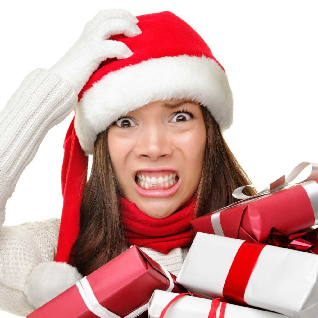 Reduce Stress and Avoid Holiday Weight Gain Featured Image - Appetite Suppressants Springfield MO